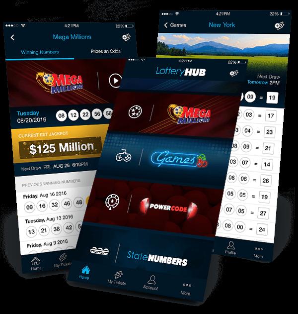 Download the LotteryHUB App | Mega Millions | LotteryHUB com
